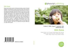 Bookcover of Kim Suna