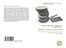 Capa do livro de Miguel Lopez-Fitzgerald