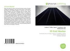 Bookcover of 35 East Wacker