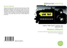 Bookcover of Boston (Album)