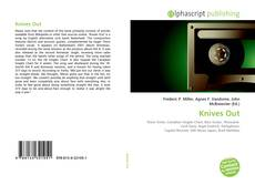Bookcover of Knives Out