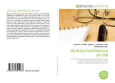 Обложка US Army Field Manual 30-31B