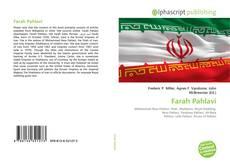 Couverture de Farah Pahlavi