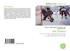 Bookcover of AHL Seasons