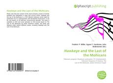 Hawkeye and the Last of the Mohicans的封面