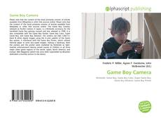 Bookcover of Game Boy Camera