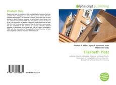 Buchcover von Elizabeth Platz