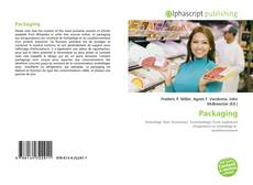 Borítókép a  Packaging - hoz