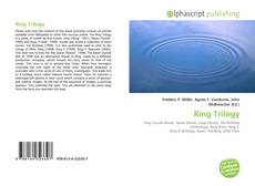Couverture de Ring Trilogy