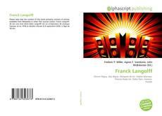 Couverture de Franck Langolff