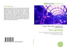 Couverture de Item (gaming)