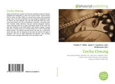 Cecilia Cheung kitap kapağı