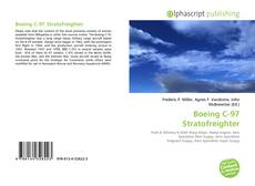 Capa do livro de Boeing C-97 Stratofreighter