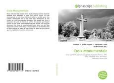 Bookcover of Croix Monumentale