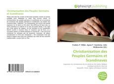 Buchcover von Christianisation des Peuples Germains et Scandinaves