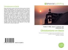 Bookcover of Christianisme en Dacie