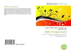Portada del libro de 2009–10 Liga Leumit