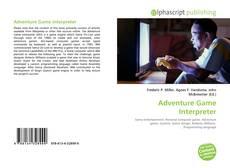 Portada del libro de Adventure Game Interpreter