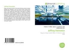 Bookcover of Jeffrey Feinstein