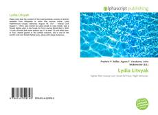 Bookcover of Lydia Litvyak