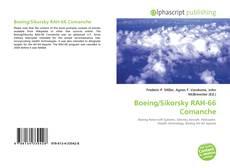 Capa do livro de Boeing/Sikorsky RAH-66 Comanche