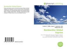 Copertina di Bombardier Global Express