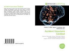 Bookcover of Accident Vasculaire Cérébral