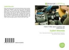 Isabel Macedo的封面