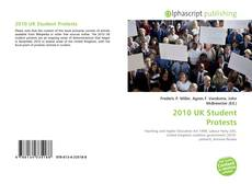Bookcover of 2010 UK Student Protests