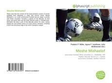 Moshe Mishaelof kitap kapağı