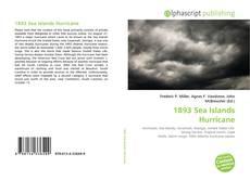 Copertina di 1893 Sea Islands Hurricane