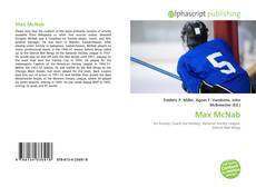 Max McNab kitap kapağı
