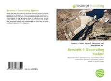 Bookcover of Bersimis-1 Generating Station