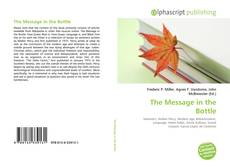 Bookcover of The Message in the Bottle