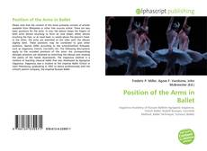Bookcover of Position of the Arms in Ballet