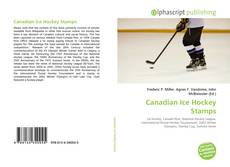 Copertina di Canadian Ice Hockey Stamps