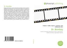 Buchcover von Dr. Bombay