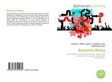 Bookcover of Benjamin Biolay