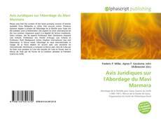 Bookcover of Avis Juridiques sur l'Abordage du Mavi Marmara