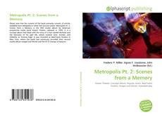 Portada del libro de Metropolis Pt. 2: Scenes from a Memory