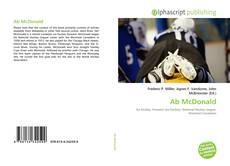 Ab McDonald的封面