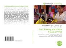 Ford Sewing Machinists Strike of 1968 kitap kapağı