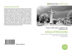 Borítókép a  Juliana of Nicomedia - hoz