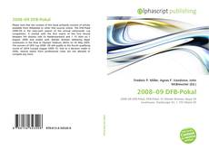 Bookcover of 2008–09 DFB-Pokal
