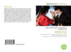 Bookcover of Zhang Yuqi
