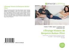 Buchcover von L'Étrange Histoire de Benjamin Button (film)