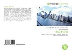 Buchcover von 1 Ilica Street