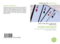 Borítókép a  Citadels (card game) - hoz