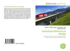 Portada del libro de Gateshead Millennium Bridge