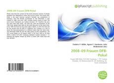 Bookcover of 2008–09 Frauen DFB-Pokal